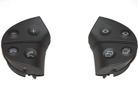 Mercedes g500 multifunctional steering wheel control buttons for Mercedes benz steering wheel control buttons